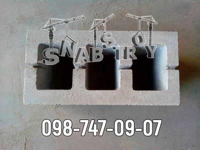 Бетонный стеновой блок